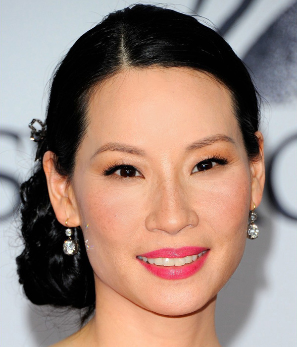 Lucy Liu youtube interview